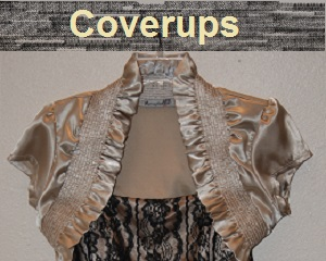 Coverups for modesty